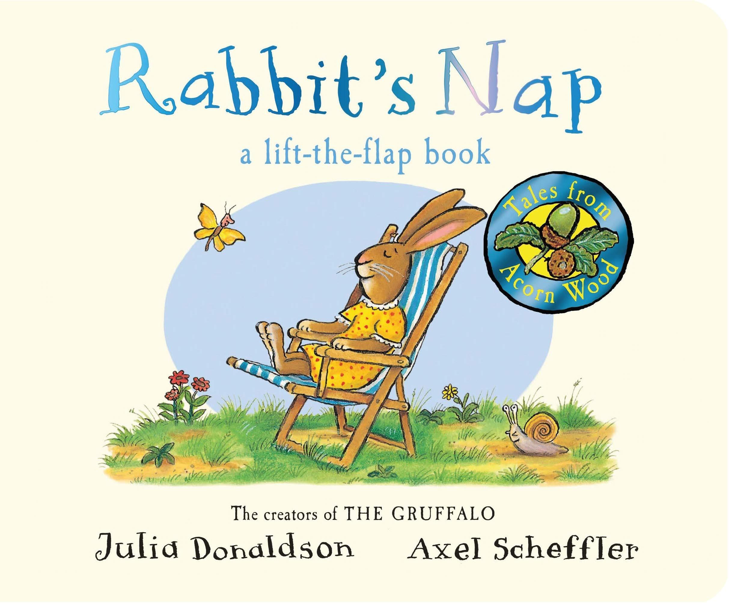 Rabbit's Nap (Tales From Acorn Wood, Band 4)