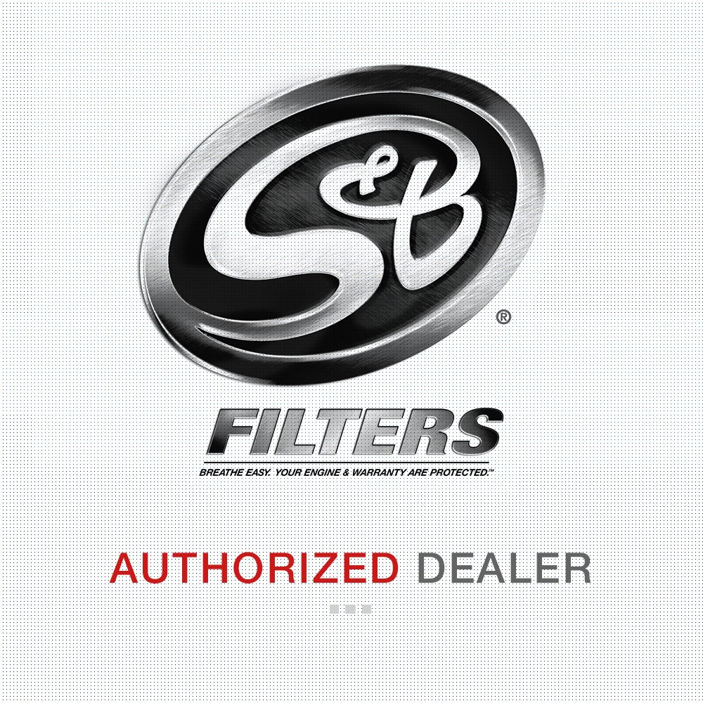 Dry Extendable Filter S/&B Filters 75-5036D Cold Air Intake for 1999-2008 Chevy//GMC//Cadillac 4.8//5.3//6.0L
