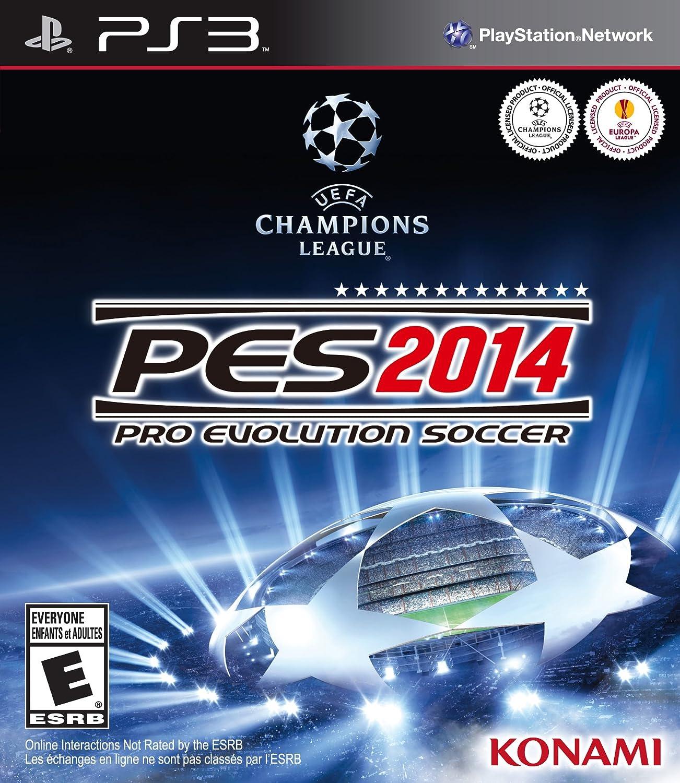 Amazon.com: Pro Evolution Soccer 2014 - PS3: Theurkauf, Max: Video Games