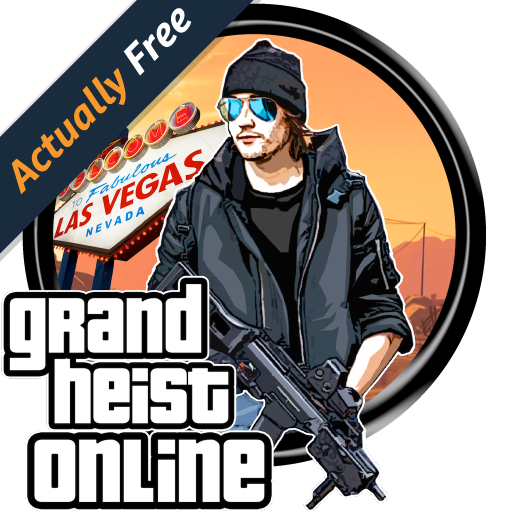 Grand Heist Online HD (Gta Grand Theft)