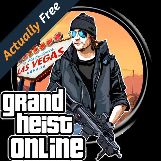 Grand Heist Online HD (Grand Theft Auto 5 Heist)