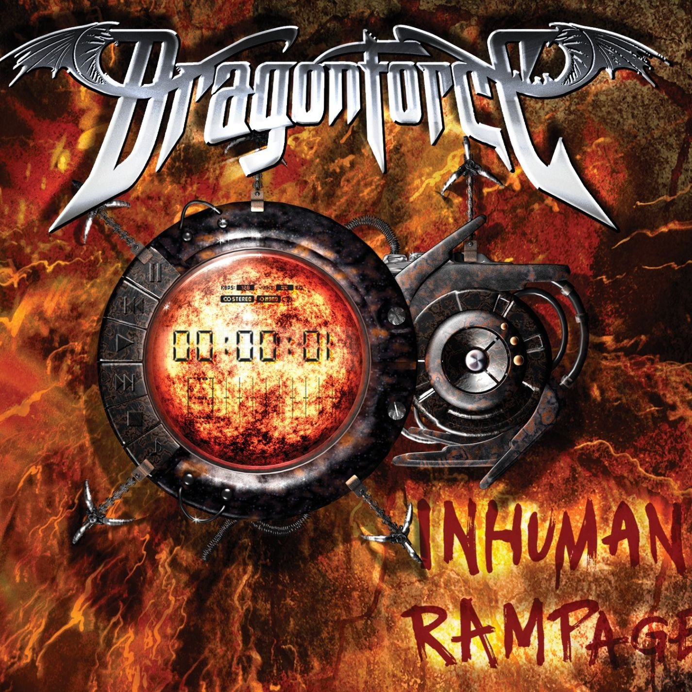 Inhuman Rampage (Spcl Ed U.S.) by Roadrunner Records