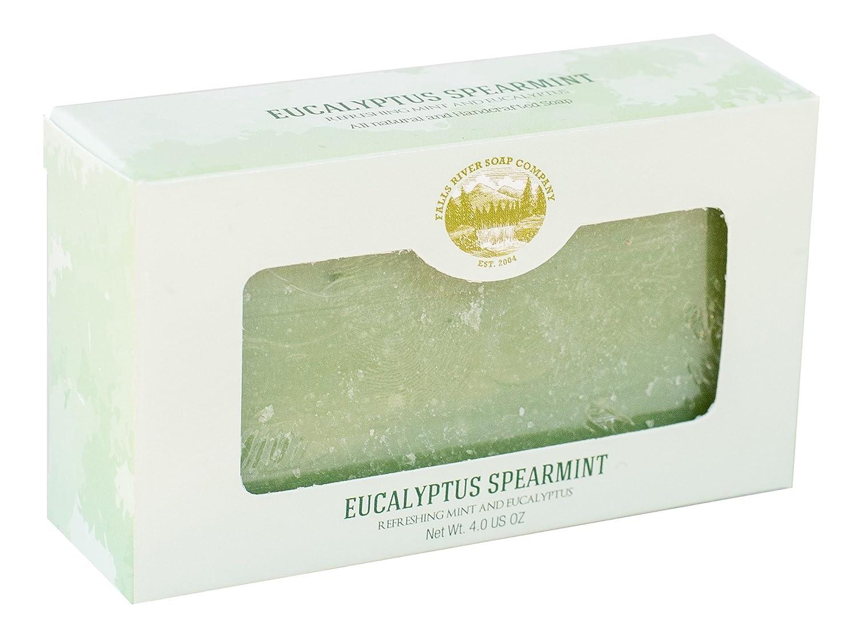 ... fresca y eucalipto - Orgánico y artesanal para pieles sensibles. Jabón corporal y facial hidratante. Con manteca de karité, aceite de coco, glicerina.