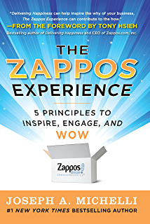 Amazon delivering happiness a path to profits passion and the zappos experience 5 principles to inspire engage and wow fandeluxe Gallery