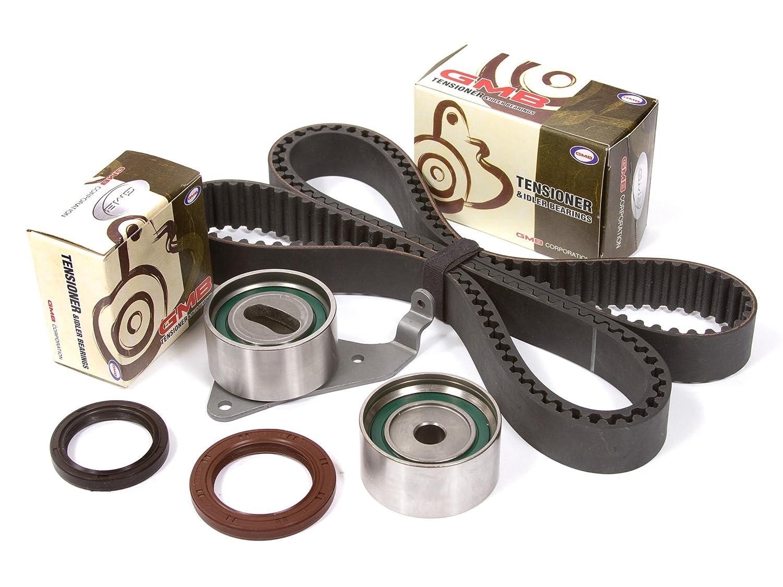 Evergreen TBK138MVC Fits 87-01 Toyota Camry Celica MR2 RAV4 2.0L /& 2.2L 3SFE//5SFE Timing Belt Kit Valve Cover Gasket GMB Water Pump