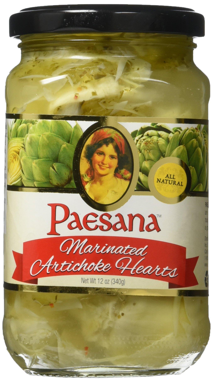 Paesana Marinated Artichokes, 12 Ounce