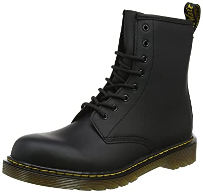 5547b045ab1460 Dr. Martens Kids  1460 Y Classic Boots  Amazon.co.uk  Shoes   Bags