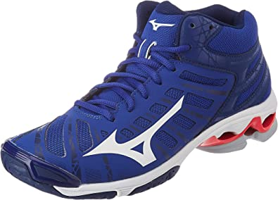 Chaussures de Volleyball Mixte Adulte Mizuno Wave Lightning Z6mid