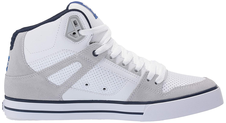 DC Mens Pure High-top Wc Skate Shoe ADYS400043