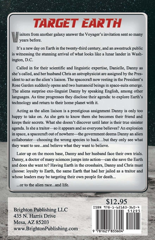 Amazon.com: Target Earth (9781621833604): Mary Louise Davie ...