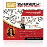 Money Boot Camp: Online High Impact Money Attraction Course. How to Get More Money in Your Life! [Online Code]