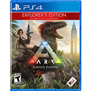 ARK: Survival Evolved - Explorer's Edition PS4
