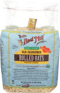 product image for Bob's Red Mill, Organic Old-Fashioned Rolled Oats, 32 oz