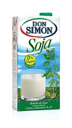 Don Simo - Leche de Soja - sin colesterol - 1 l