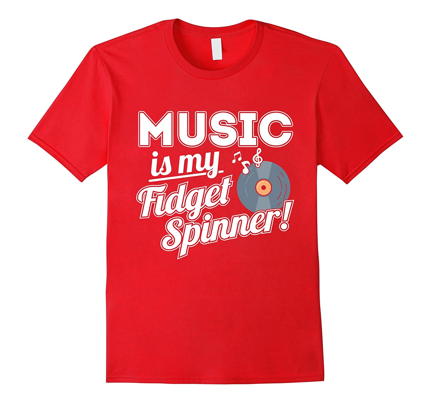 Music is my Fidget Spinner-TH