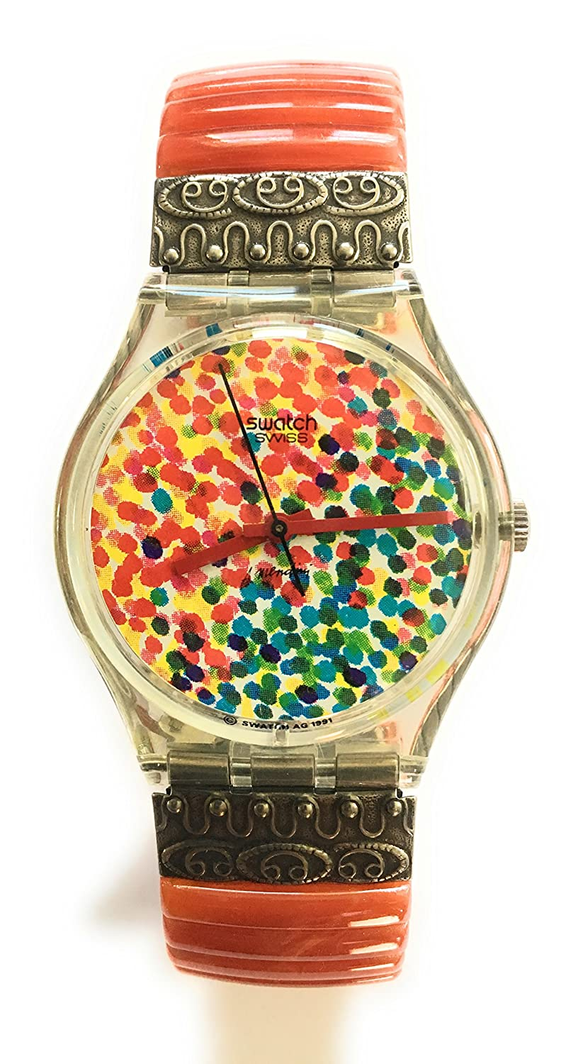 見本特別なgz121 Lots of Dots Watch B076N37KVB