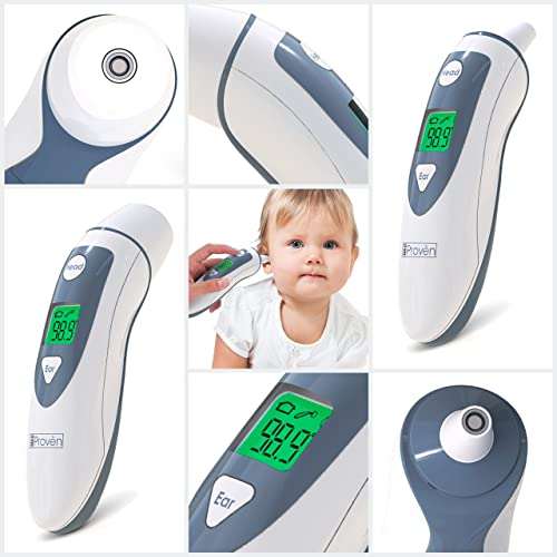 Medical-Ear-Thermometer-with-Forehead-Function-iProven DMT-489