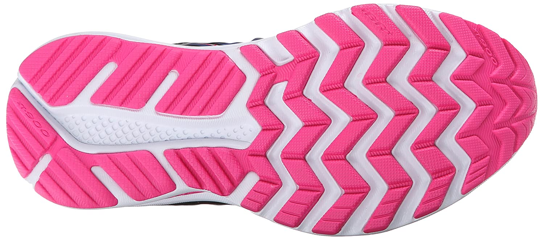 Saucony Women's Triumph ISO 2 Running Shoe B00YBDA4AI 7 B(M) US Blue/Pink