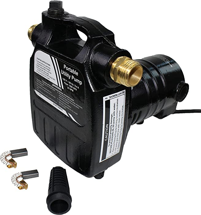 The Best 13 Hp Water Pump Psi