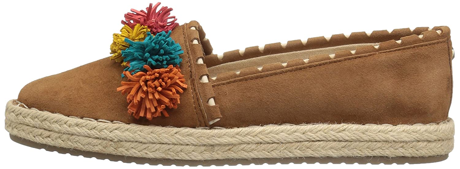 Sam Edelman Women's 5.5 ISSA Loafer Flat B01LYZZEPP 5.5 Women's M US|Saddle/Multi Suede 3f8481