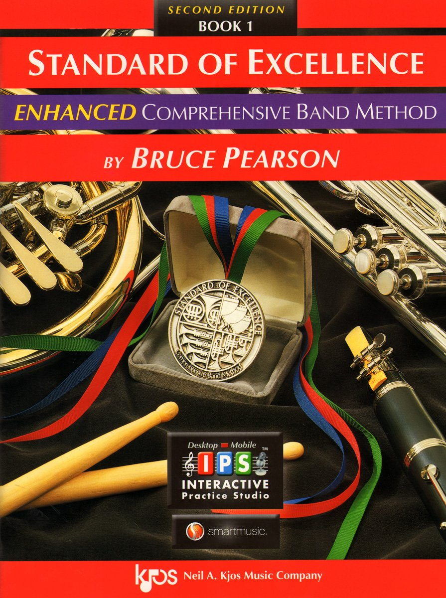 PW21BN - Standard of Excellence Enhanced Book 1 - Bassoon