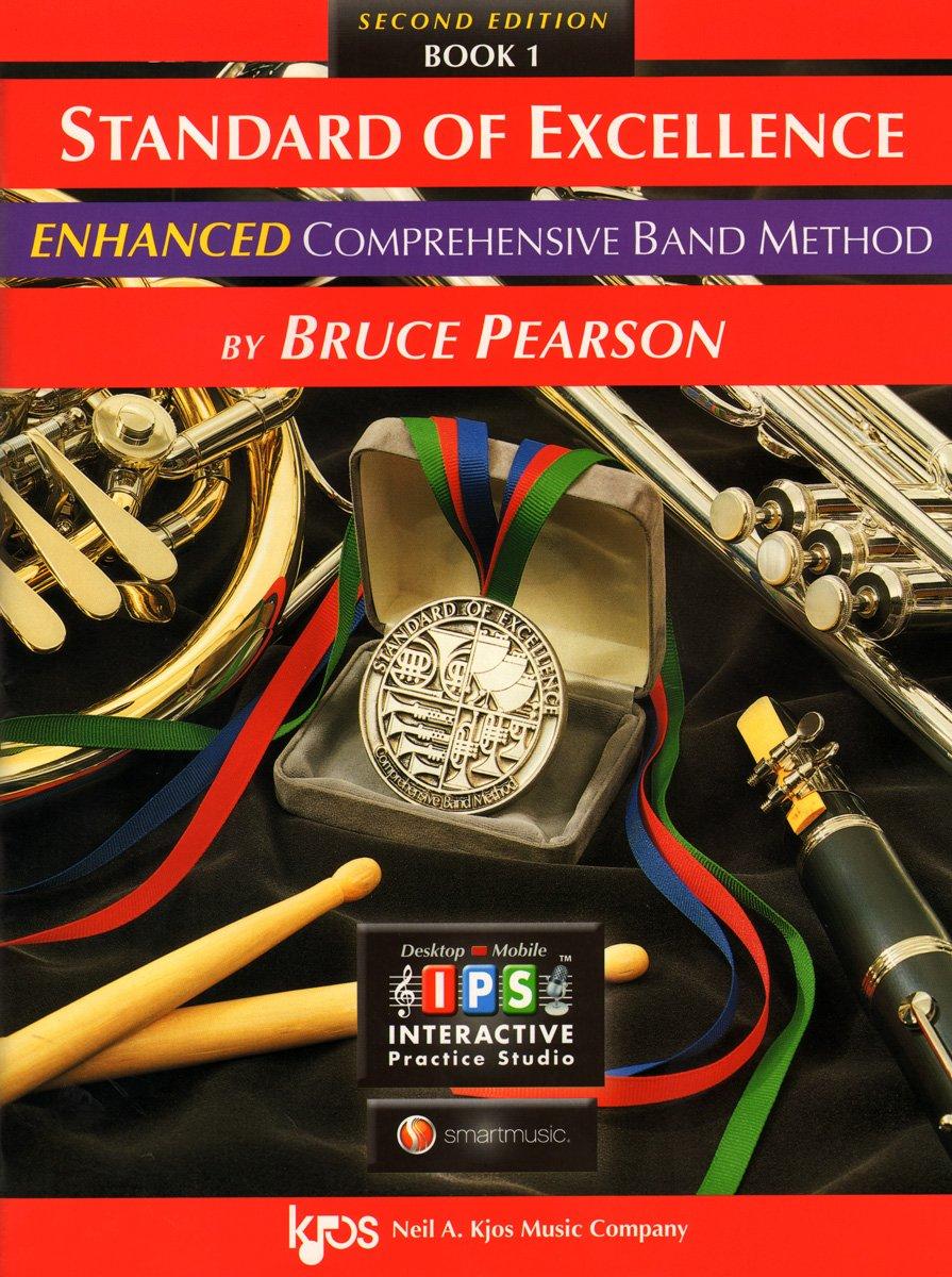 PW21XE - Standard of Excellence Enhanced Book 1 - Alto Saxophone