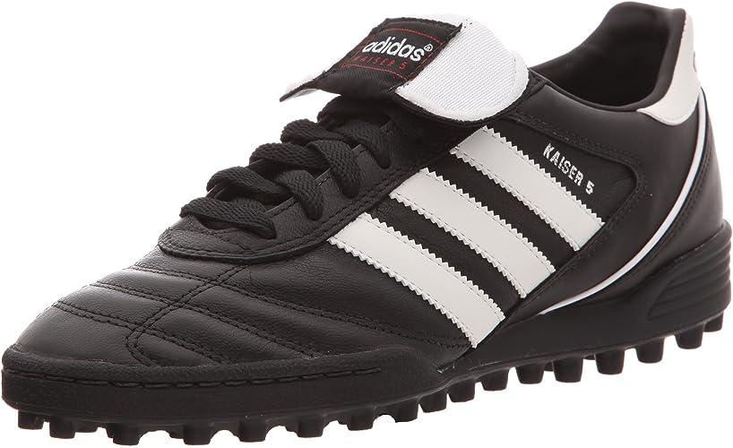 Armada bestia seta  adidas Kaiser 5 Team Astro Shoe Black/White UK 13: Amazon.co.uk: Shoes &  Bags