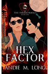 Hex Factor (The Paranormals Book 1) Kindle Edition