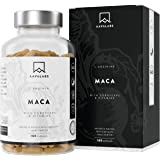 NOVEDAD Maca L - Arginina Contiene Cordyceps y Extracto de Acerola con Vitamina B6, B12