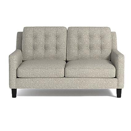 Amazon.com: Elysian Apartment Size Sofa, Straw, 70\