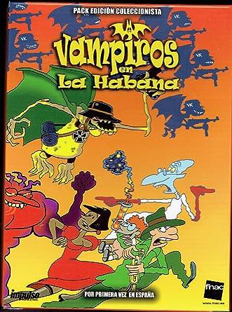 Vampiros En La Habana + Mas Vampiros En La Habana (Edic. Coleccionista)