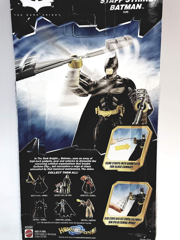 Amazon.com: Hero DC One DC Comics Batman Staff Strike The ...