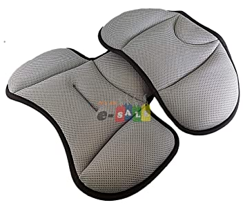 Replacement Head And Body Insert Pads For Chicco Keyfit Or 30 Infant Car Seat