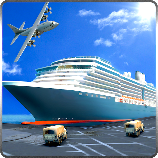 Cruise Quad - Transport Tycoon Cargo Ship Simulator 3D: Real Euro jetski Transporter Cruise  Driving Simulation Adventure Mission Games Free For Kids 2018