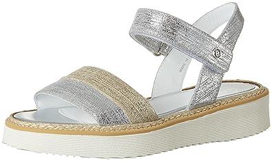 Bogner Sandale OSLO B 2A für Damen - Platinum cO158zxS