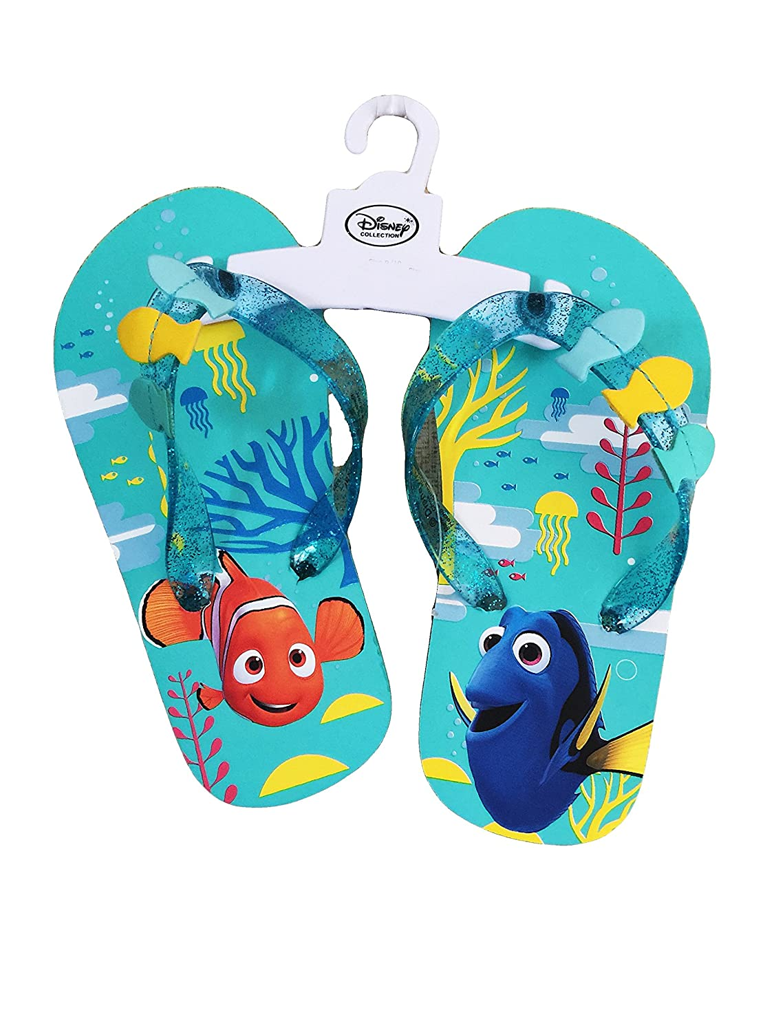 Disney Finding Dory Toddler Flip Flops