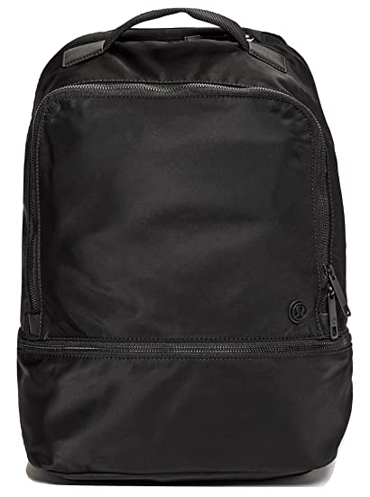 7c9d2165985 Amazon.com : Lululemon City Adventurer Backpack (Black) : Sports ...