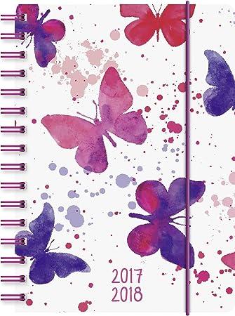 Brunnen - Agenda escolar, 1 día en 1 página, calendario ...