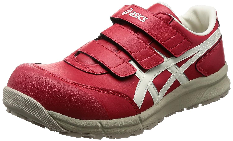 [アシックスワーキング] 安全靴 作業靴 ウィンジョブ B074MVN96N プライムレッド×ホワイト 29.0 cm