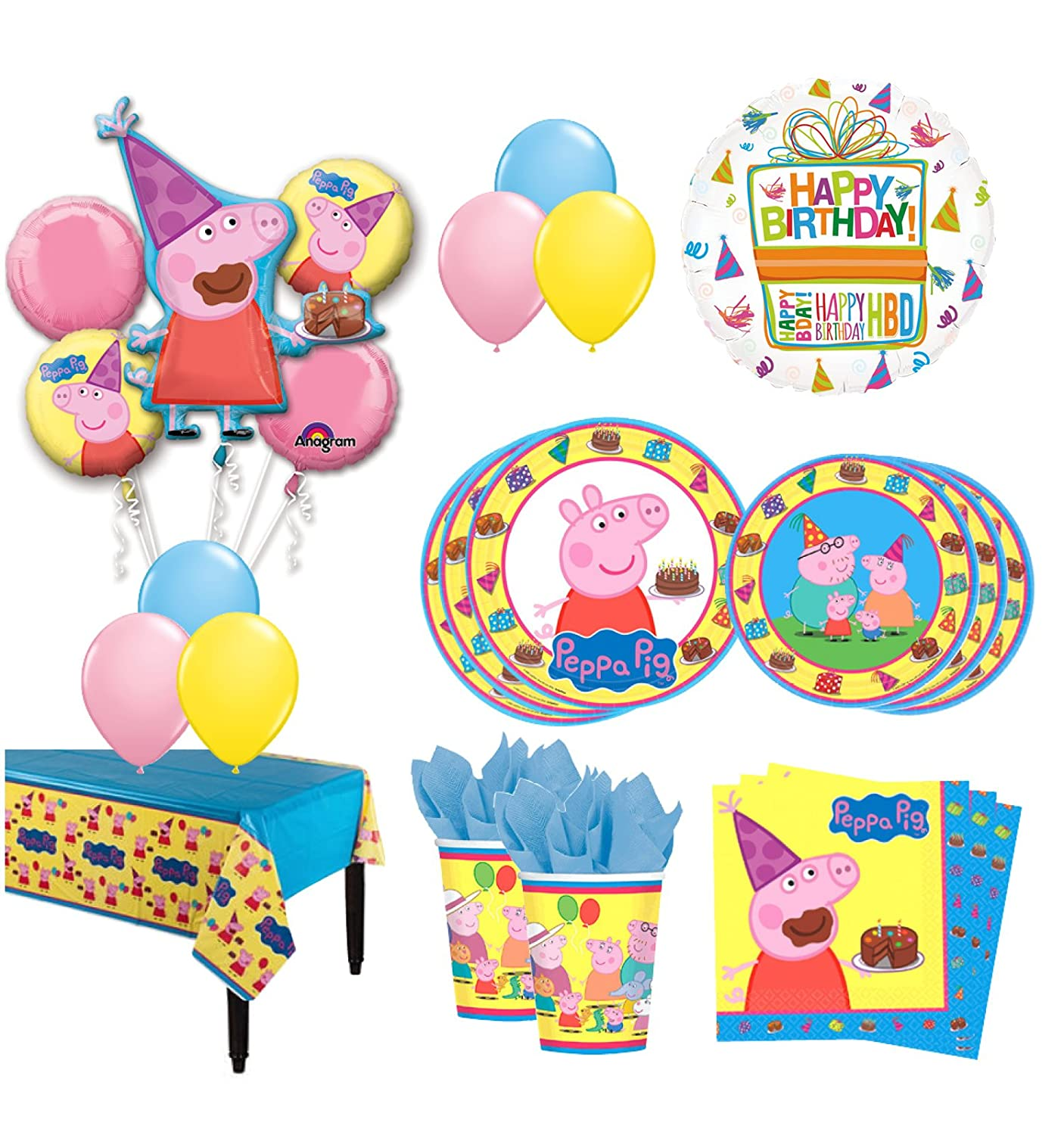 brielles pig birthday s decor brielle peppa picnic a party decorations parties