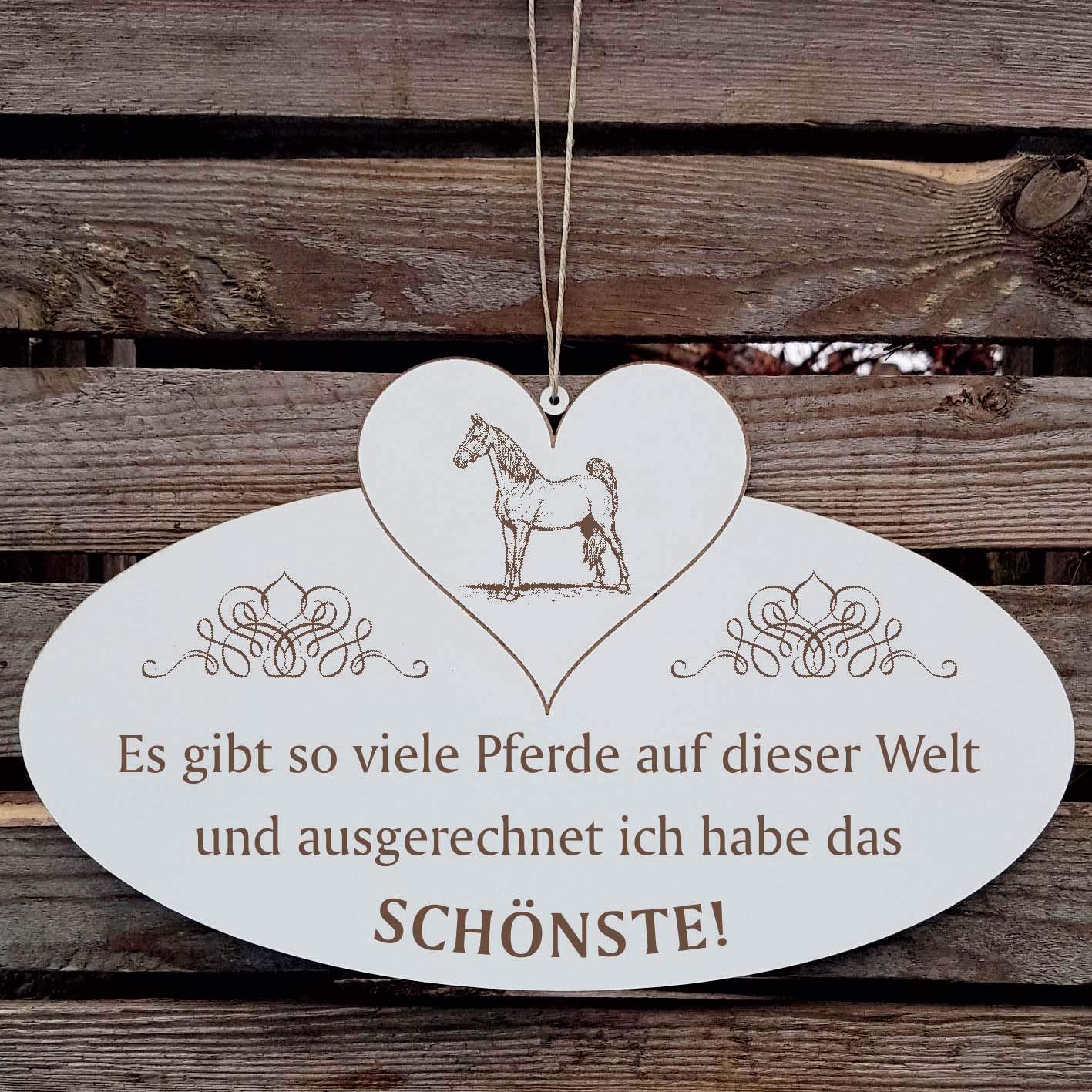 Placa decorativa con corazón «El más bonito caballero del ...