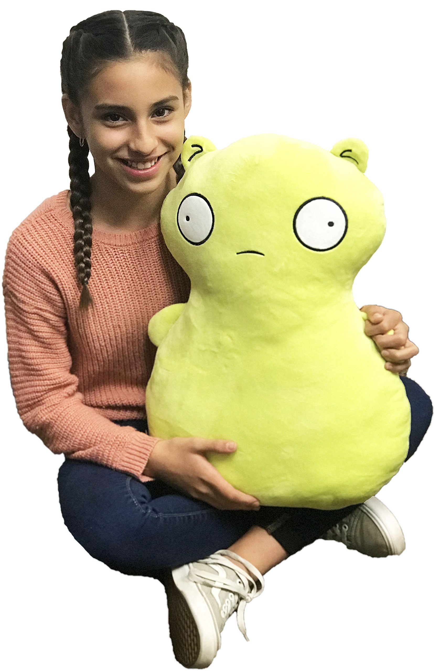 Bob's Burgers Kuchi Kopi Plush 22'' Jumbo Pillow - Exclusive