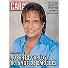 Revista CARAS - Edição Especial - Roberto Carlos, 80 Anos de Emoções (Especial CARAS)
