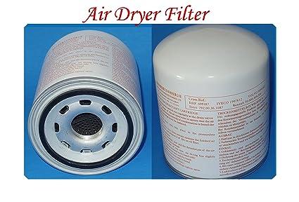 c3ae6ebbf570 Oki Data Americas Air Dryer Filter 4324100202 1907612 Fits  Freightliner -  Mack - Volvo -