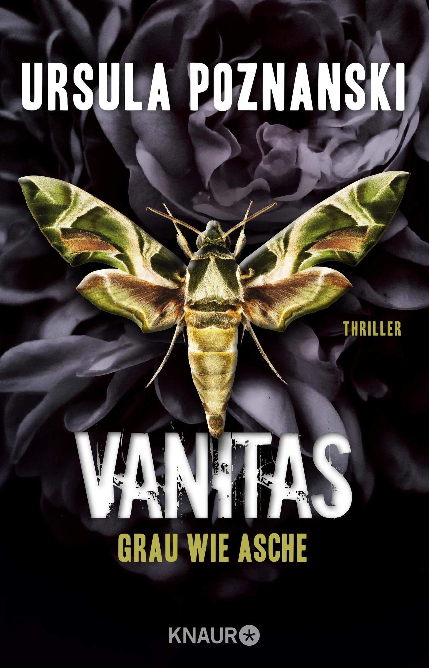 VANITAS - Grau wie Asche: Thriller Die Vanitas-Reihe, Band 2: Amazon.de:  Poznanski, Ursula: Bücher