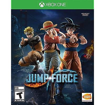 Jump Force: Standard Edition - Xbox One: Bandai Namco Games Amer: Video Games