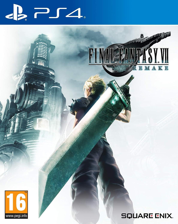 FINAL FANTASY VII REMAKE - PlayStation 4 [Importación inglesa]: Amazon.es: Videojuegos