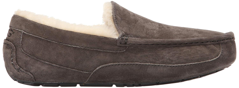 Zapatillas Ascot para hombres, carbšn, 17 M US: Amazon.es: Zapatos y complementos