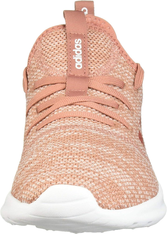 Adidas Cloudfoam Pure, Chaussures De Running Femme Rose Vif Blanc