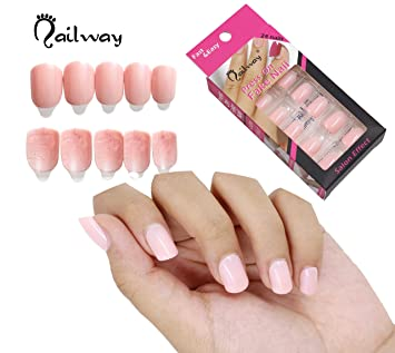 buy new style best sneakers Nailway Appuyez sur faux ongles autocollant Faux ongles Pre ...